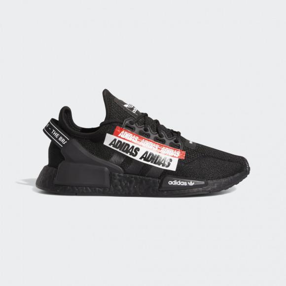 adidas NMD_R1 V2 Shoes Core Black Mens