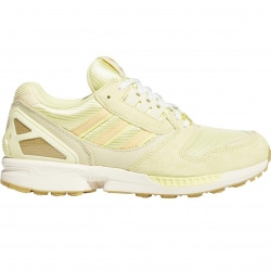 adidas ZX 8000 Shoes Yellow Tint Mens - H02119