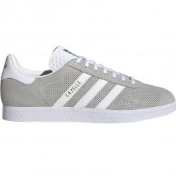 adidas Gazelle Shoes Clear Grey Mens - H02224