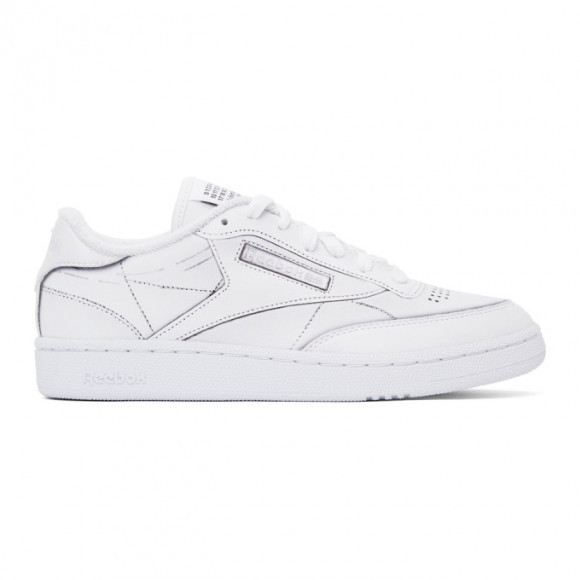 Maison Margiela White Reebok Edition Project 0 Sneakers - H02407