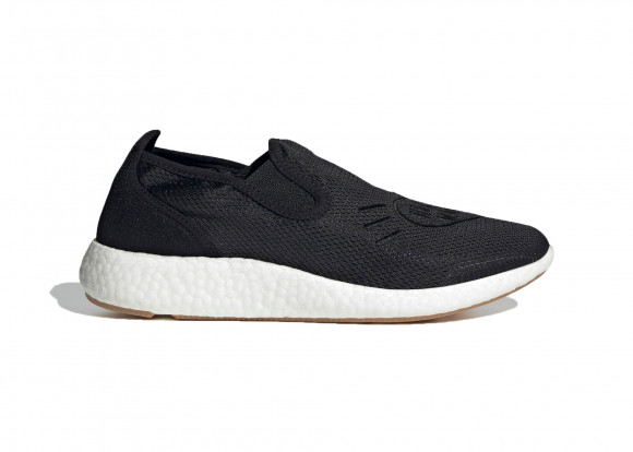 adidas Pure Slip-On Human Made Black - H02546