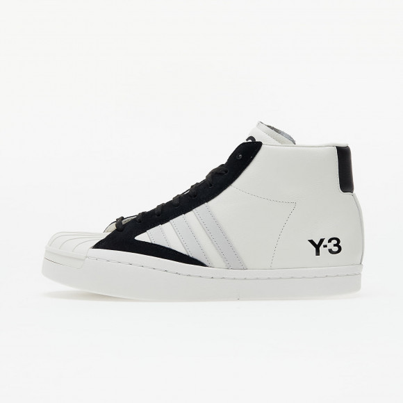 Y-3 Yohji Pro Creawhite/ Grey One/ Black - H02577