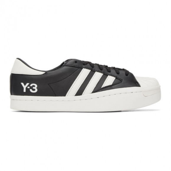 Y-3 Yohji Star Black/ Core White/ Black - H02578