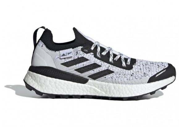 adidas Terrex Two Ultra Parley AP Shoes Cloud White Womens - H02723