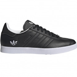adidas Gazelle Core Black/ Ftw White/ Blue Bird - H02898