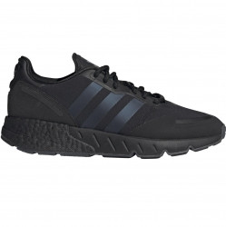 adidas ZX 1K Boost Shoes Core Black Mens - H05335