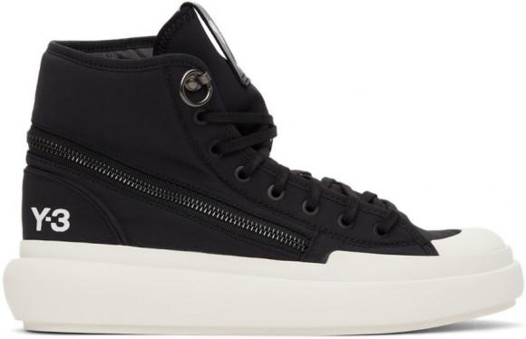 Y-3 Ajatu Court High Black/ Black/ Core White - H05621