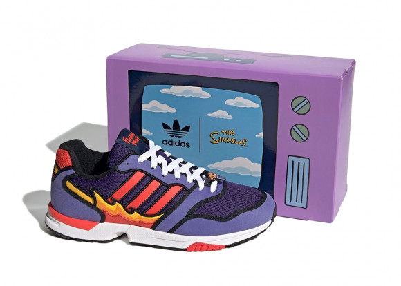 adidas ZX 1000 The Simpsons Flaming Moes - H05790