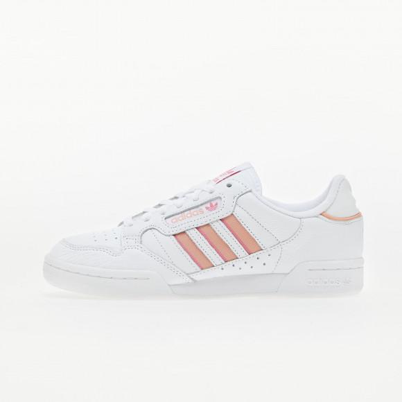 adidas Continental 80 Stripe Ftw White/ Rose Tone/ Amblus - H06589