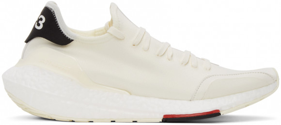 Y-3 UltraBOOST 21 Core White/ Red/ Black - H67477
