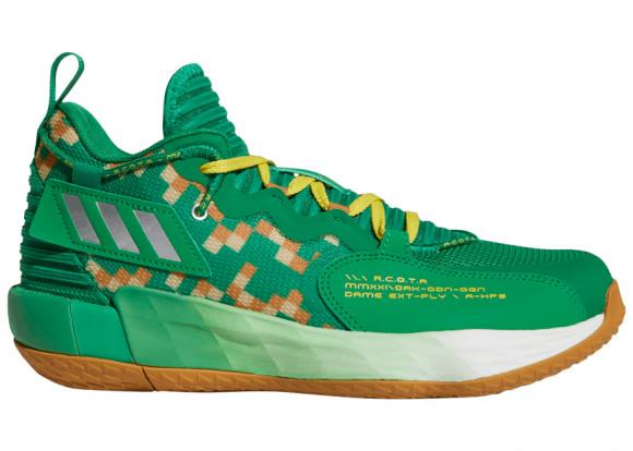 adidas Dame 7 EXTPLY Team Green - H69011