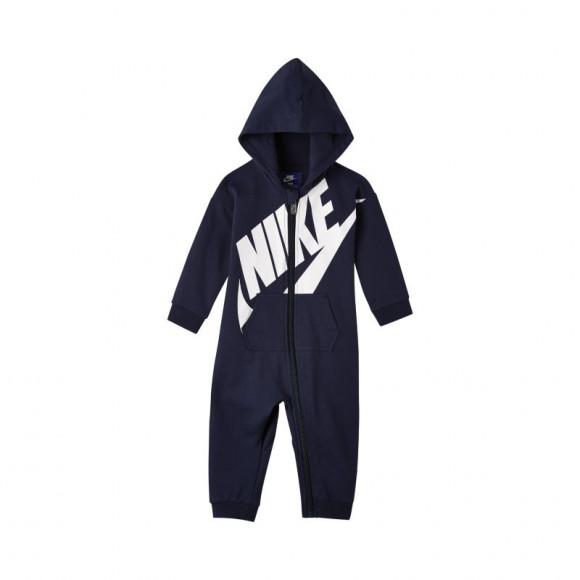 Nike Sportswear Mono - Bebé (12-24M) - Azul - HA2305-495