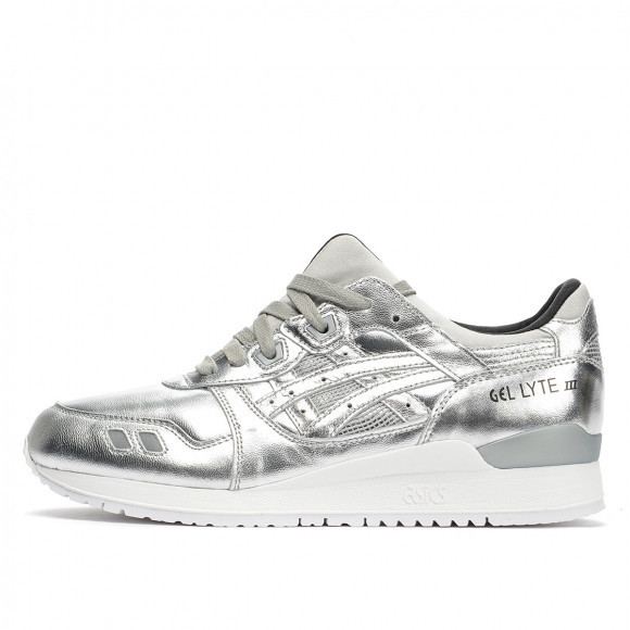 Asics Gel-Lyte III GL 3 'Holiday Pack' Silver (2015) - HL504-9393