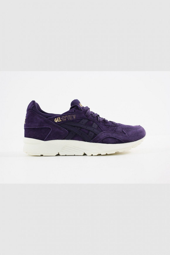 Asics - GEL-LYTE V Damen Sneaker in dunkel Violett - HL7E6-3333