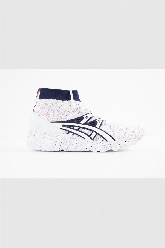 Asics - Weißer GEL-KAYANO Midtop Sneaker HN707-101 - HN707-101
