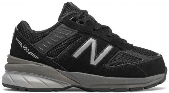 New Balance 990 v5 Black (TD) - IC990BK5