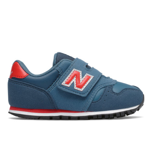New Balance Bambini 373 Hook and Loop - Blue, Blue - IV373KNR