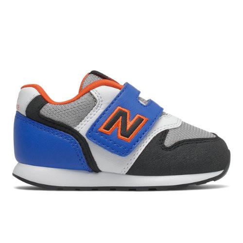 New Balance Bambino 996 - Blue/Orange, Blue/Orange - IZ996MBO
