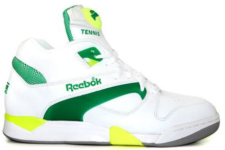 Reebok Court Victory Pump Michael Chang