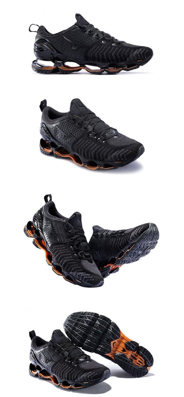 Mizuno Prophecy Waveknit Marathon Running Shoes/Sneakers J1GR194951 - J1GR194951