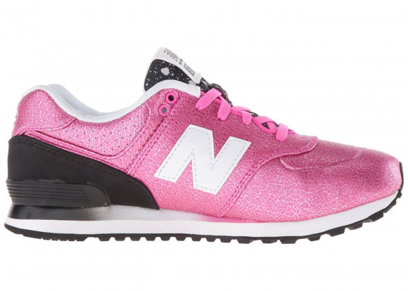 New Balance 574 Gradient Pink (GS) - KL574RFG