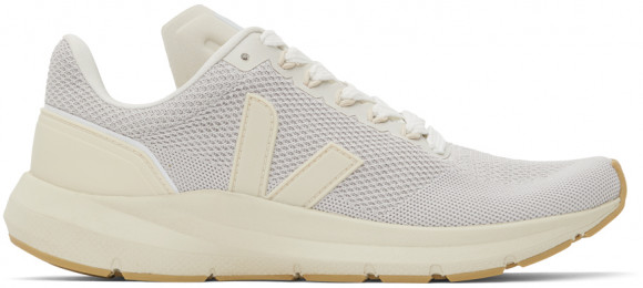 Veja Off-White Marlin V-Knit Sneakers - LN102575B