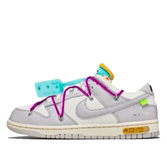 Nike x Off-White Dunk Low Lot 21 (2021) - LOT21