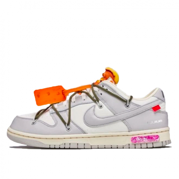 Nike x Off-White Dunk Low Lot 22 (2021) - LOT22