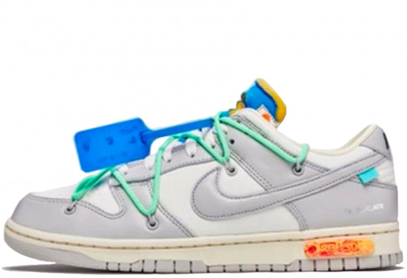 Nike x Off-White Dunk Low Lot 26 (2021) - LOT26