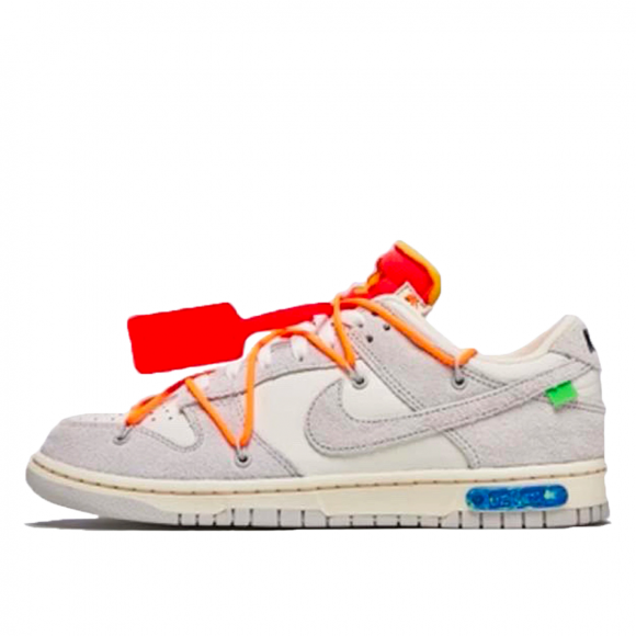 Nike x Off-White Dunk Low Lot 31 (2021) - LOT31
