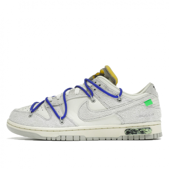 Nike x Off-White Dunk Low Lot 32 (2021) - LOT32