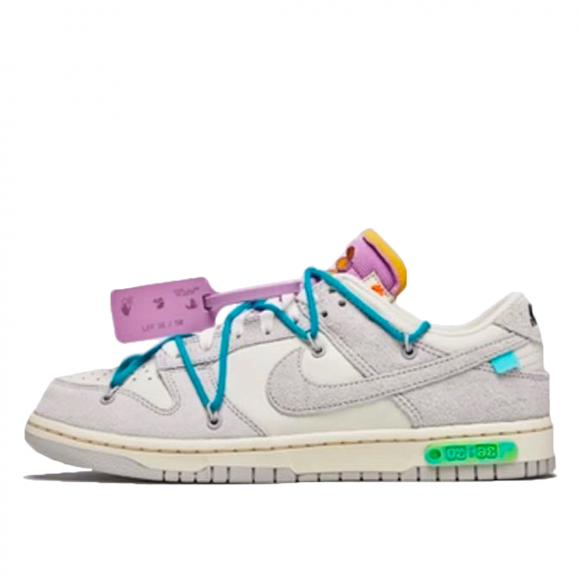Nike x Off-White Dunk Low Lot 36 (2021) - LOT36