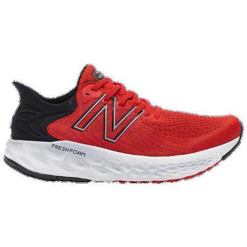 New Balance Fresh Foam 1080 V11 - Men's Running Shoes - Velocity Red / Team Red