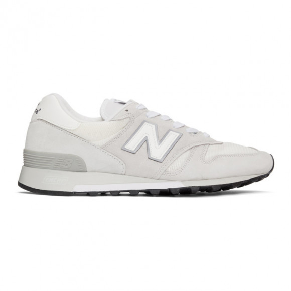 New Balance White Made in US 1300 Sneakers - M1300CLW