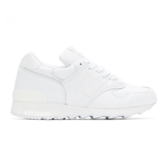 New Balance Baskets blanches Made In US 1400 - M1400B