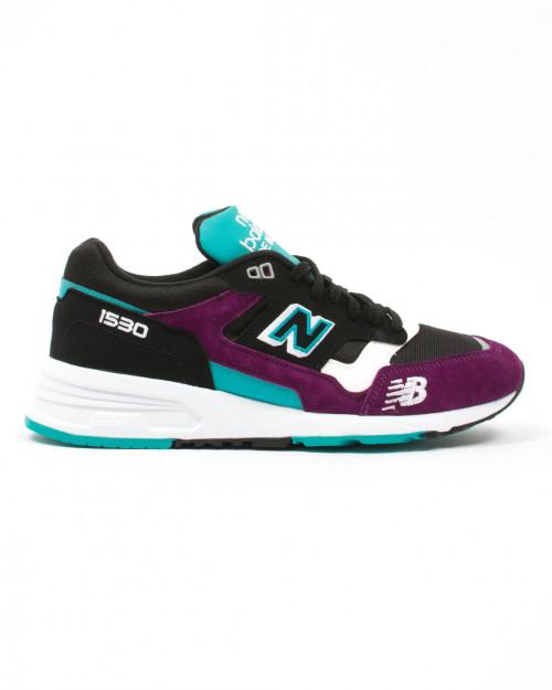 New Balance 1530 Black/ Purple/ Green - M1530KPT