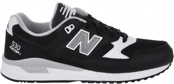 New Balance 530 Black White - M530LGB