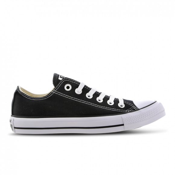 Converse Chuck Taylor All Star Ox Black - M9166 Black - M9166