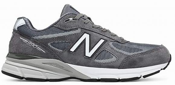 New Balance 990v4 Dark Grey - M990GLE4