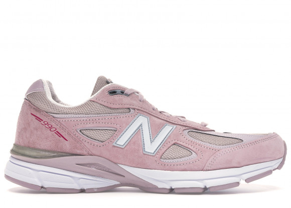 New Balance 990v4 Pink Ribbon (Faded