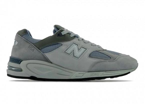 New Balance x WTAPS 990v2 Grey (2021) - M990WT2