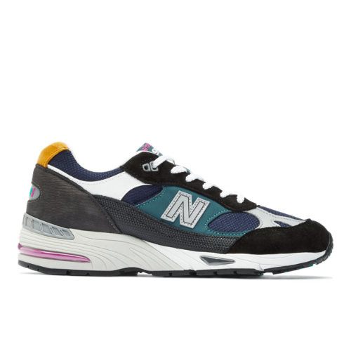Mens New Balance 991 'Made in UK', Cleaning Product - M991MM