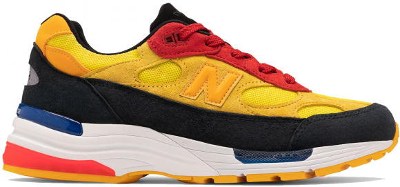 New Balance 992 Yellow Red - M992DM
