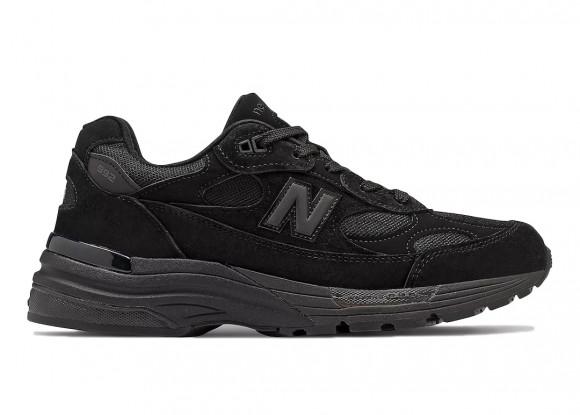 New Balance 992 Triple Black - M992EA