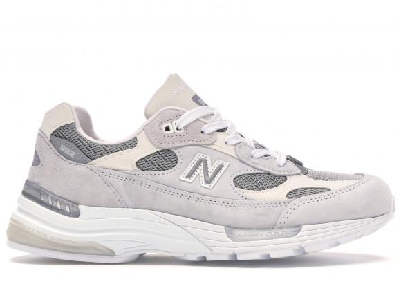 New Balance 992 White Silver - M992NC