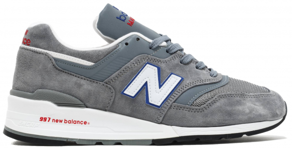 New Balance 997 Grey Blue Bell - M997CNR
