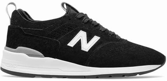 New Balance 997 Deconstructed Black - M997DBW2