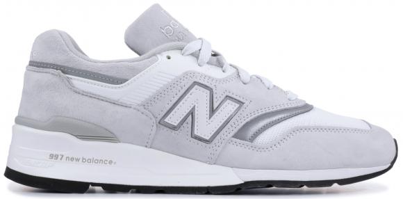 New Balance 997 Detachable Logos Light Grey