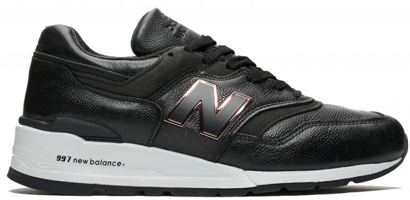 black new balance 997