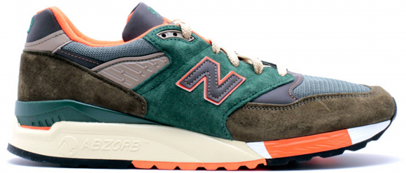New Balance 998 J. Crew Concrete Jungle - M998JC4